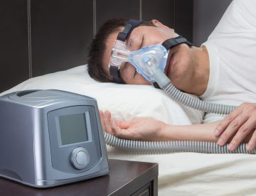 CPAP Therapie