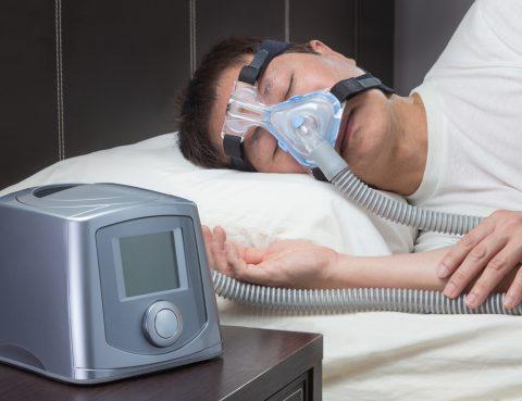 Atemaussetzer beim Schlafen - Schlafapnoe