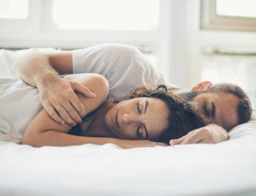 Ehepaar beim Schlafen - besser Schlafen