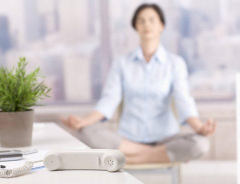 Besser einschlafen - Yoga