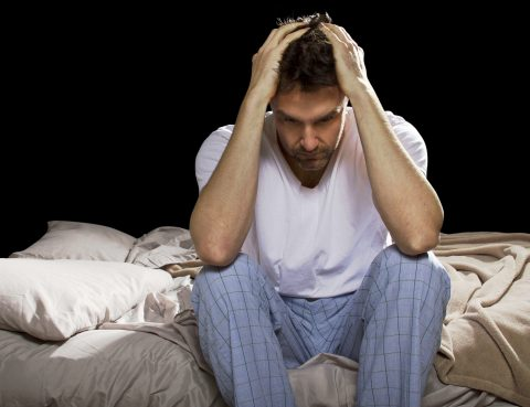 Schlaflosigkeit durch Schlafapnoe