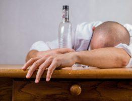 Alkohol und Schlaf