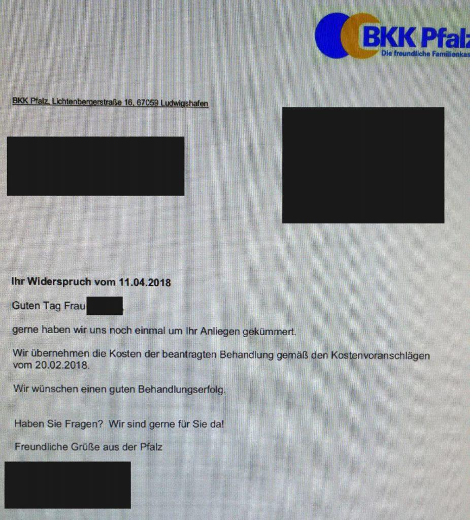 Schlafapnoe Operation Krankenkasse